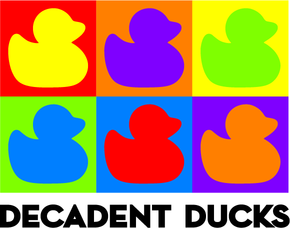 Decadent Ducks Logo