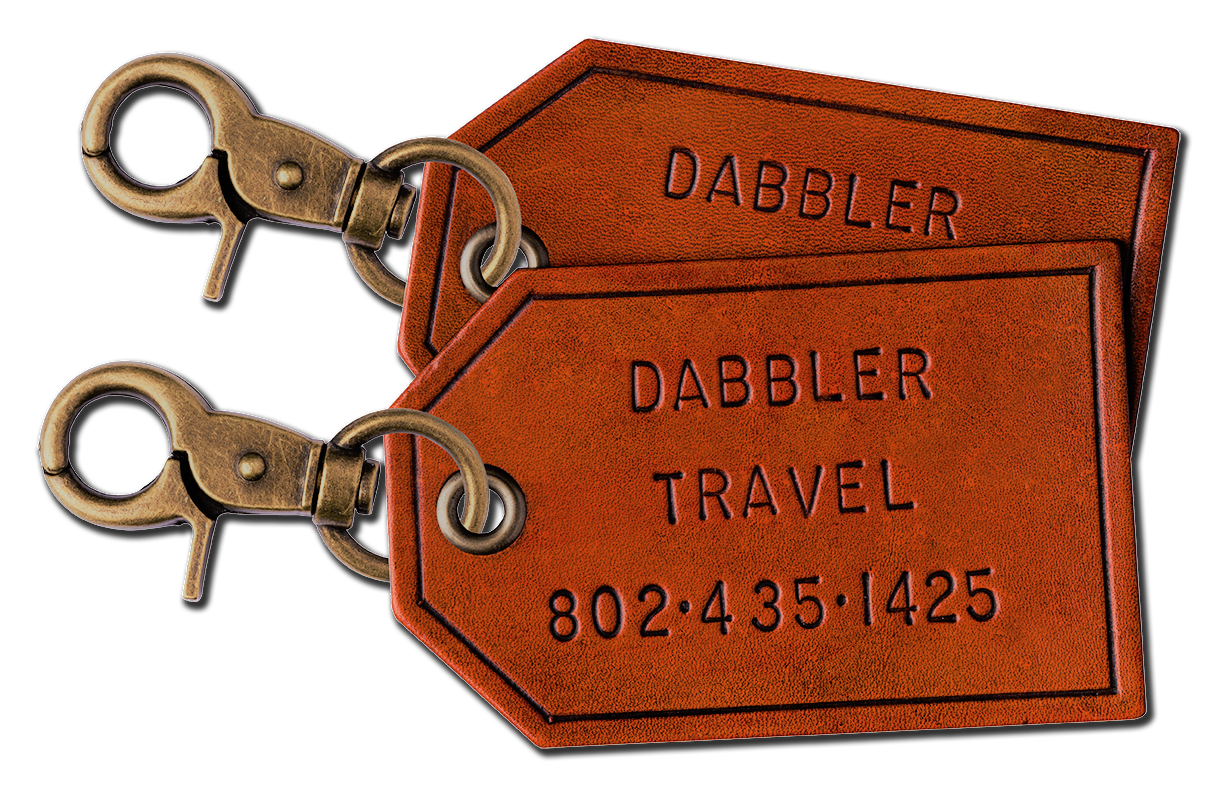 Dabbler Travel Logo